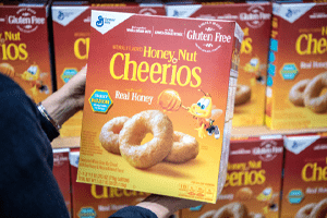 Glyphosate Found in Popular Breakfast Cereal Such as Cheerios