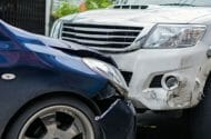 Two-Vehicle Accident in East Meadow, Long Island