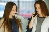 The Teen E-Cigarette Vaping Epidemic