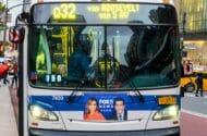 MTA Buses Collide Injuring Ten in East Harlem