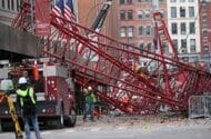 Man Killed by Falling Construction Crane in New York City