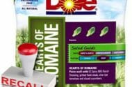 Dole Recalls Hearts of Romaine Bagged Salad for Listeria