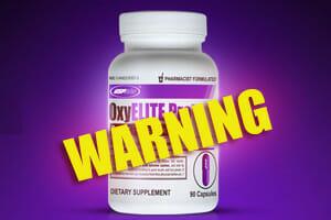FDA Cautions Consumers Against Buying Oxy Elite Pro