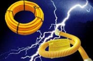 Officials Warn of Flexible Gas Tubing's Fire Risk in Case of Lightning Strike