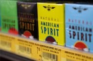 """FDA Takes Action Against Three Tobacco Companies over """"Additive-Free"""" and """"Natural"""" Marketing Claims"""