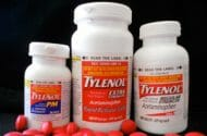 Research Links Tylenol Use during Pregnancy to Increased Risk of Male Sterility