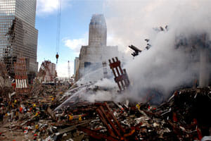 WTC-aftermath