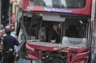 California Tour Bus Crash Leaves 13 Dead, 31 Injured
