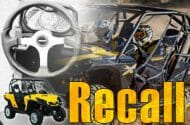 Steering problem forces recall on Can-Am off-road vehicles