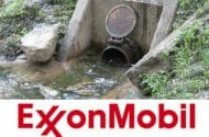 Exxon Mobil Charged With Illegally Dumping Fracking Wastewater