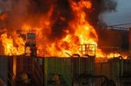 West Virginia Fracking Explosion Injures Five