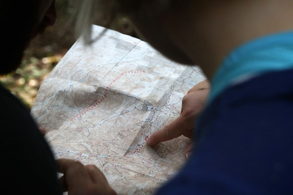 A boy scout's guide to navigation skills