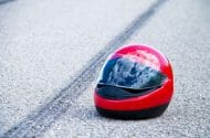 Motorcycle Rider Strikes and Kills Pedestrian