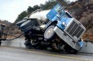 Why Do Trucks Overturn So Often on American Roadways?