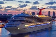 Carnival Cruise Lines Sued Over Coronavirus Deaths, Illnesses
