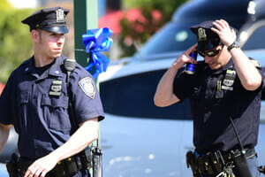 Upstanding long island police and citizen is recovering from horrific accident