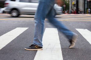 Pedestrian struck by vehicle on long island dies