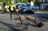 Tragic, Fatal Cycling Accident on Park Avenue