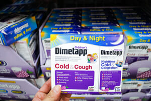 Children's dimetapp cough and robitussin recalled