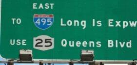 1 Injured in Long Island Expressway Crash in Syosset, New York
