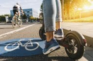 E-scooters cause disturbing number of accidents