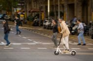 40,000 e-scooters injuries in four years