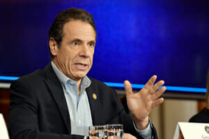 Cuomo signs law requiring all passengers to wear a seat belt in new york