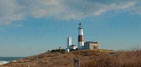 Famous Lighthouses of Long Island, NY