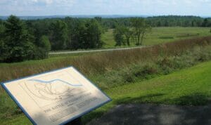 The Battle of Saratoga: Upstate New York