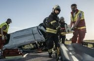 SUV Rollover Accident Injures 6 on Long Island, New York