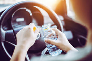 Driving with a medical condition may be deemed an act of negligence