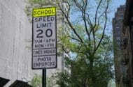 Speed limits to be reduced in new york city