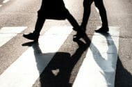 The most common causes of crosswalk pedestrian accidents