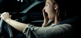 Extra minutes of sleep can reduce car accidents and medical errors