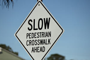 Hit-and-run pedestrian accident in centereach