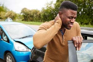 Car accident superior labrum from anterior to posterior tears
