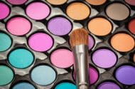 Asbestos found in children's makeup kit and some eye shadow products